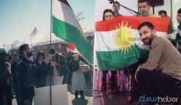 Kürdistan bayrağı suç mu? Mahkemeden önemli karar