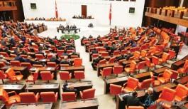 Meclis'te 'çoklu baro' yasa teklifine 'gece önergesi'