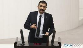 Meclis'te gergin anlar: Barış Atay'ın sözleri AKP'yi çıldırttı