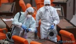 Meclis'te yeni koronavirüs vakası tespit edildi