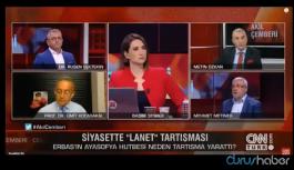 AKP'li Metiner'den itiraf: Bugün başka cemaatlerle temastayız, yarın ne çıkar bilemeyiz