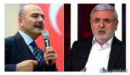 Mehmet Metiner ve Süleyman Soylu cephesinde sular durulmuyor