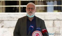 HDP'li Oluç: Türkiye'ye Burhan Kuzu hukuku dayatılıyor
