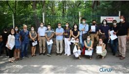 Ölüm orucundaki avukatlar için Yargıtay'a dilekçe