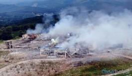 Patlayan fabrikanın sahipleri gözaltına alındı
