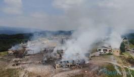 Patlayan fabrikanın yetkilisi: Denetimi Emniyet Müdürlüğü yapıyordu, 1 gün önceden bildiriliyordu