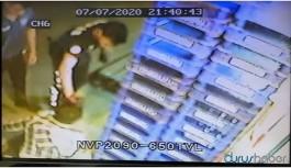Polis ve bekçi şiddeti kameraya yansıdı