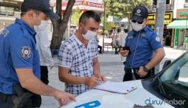 Polisin maske cezası kesme yetkisi var mı? Emniyetten açıklama