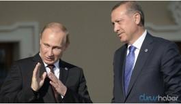Putin ülkesindeki Ayasofya rahatsızlığını Erdoğan'a iletti