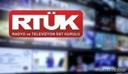 RTÜK'ten iki televizyon kanalına 5 gün yayın durdurma cezası