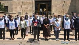 Sancar: Demokrasiyi inşa için buluşuyoruz