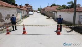 Urfa'da son iki günde 149 adres karantinaya alındı
