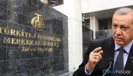 Saray'dan Merkez Bankası'nın ihtiyat akçesi hakkında yeni düzenleme