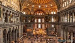 Selvi: Danıştay, Ayasofya'nın cami olarak ibadete açılması yönünde karar almış