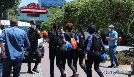 Sivas anmasına polis müdahalesi: Gözaltılar var
