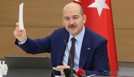 İçişleri Bakanı Soylu'dan, Kızılay sorusuna 'alakasız' yanıt