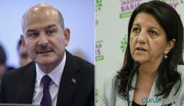 Süleyman Soylu, Pervin Buldan'ın 'La Casa de Papel' paylaşımına yanıt verdi