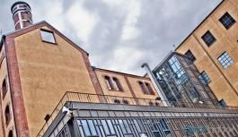 Diyanet'e devredilen tarihi Bomonti Bira Fabrikası rant uğruna yıkıldı