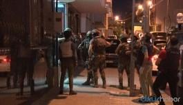 İstanbul genelinde evlere eş zamanlı baskınlar: Gözaltılar var