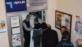Türkiye'de işsiz sayısı çalışan sayısını geçti