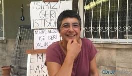 KHK'li Acun Karadağ evi basılarak 3 kitapla birlikte gözaltına alındı
