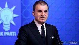 AKP'li Çelik'ten AB'ye çağrı