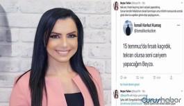 AKP'li Kumaş'tan kadına cinsel saldırı: Seni cariyem yapacağım
