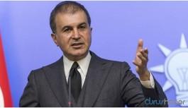 AKP Sözcüsü Çelik'ten Yunanistan açıklaması