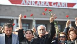 Ankara Garı'nda 'barış zinciri' oluşturulacak