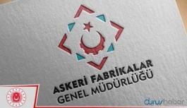 Askeri Fabrikalar Genel Müdürlüğü'ne AKP'li isim atandı