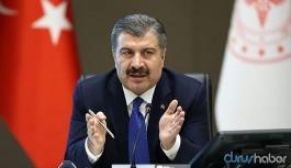 Sağlık Bakanı Koca'dan 'hastanelerde yer kalmadı' iddialarına yanıt