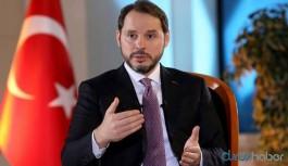 Berat Albayrak'tan 'borçluluk' eleştirilerine tepki