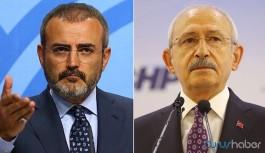 Biden tartışması büyüyor: AKP'li Ünal, Kılıçdaroğlu'na '7 ay boyunca neden sustunuz?' diye sordu