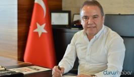 Büyükşehir Belediye başkanı Koronavirüse yakalandı