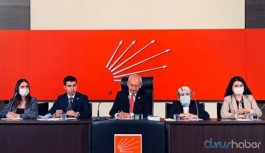 CHP Merkez Yürütme Kurulu belirlendi: İşte Kılıçdaroğlu'nun yeni A Takımı