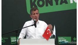 Davutoğlu'ndan Erdoğan'a Bahçeli göndermesi