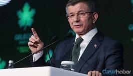 Davutoğlu'ndan AKP'ye hodri meydan