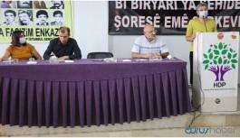 DTK ve DBP'den İstanbul'da halk buluşması
