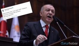 Erdoğan, İstanbul Sözleşmesi'ni sosyal medyada savunup paylaşmış