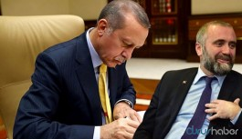 Erdoğan kendisine yeni başdanışman atadı
