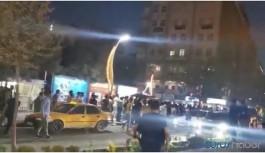 Ceza gerginliği! Polis havaya ateş açtı: 7 gözaltı