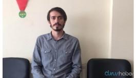 HDP Gençlik Meclis üyesi emniyette ailesiyle tehdit edildi