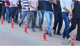 HDP'li eski belediye başkanının da aralarında bulunduğu 12 kişi tutuklandı