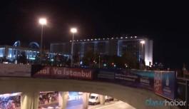İBB'nin 'Ya Kanal Ya İstanbul' afişleri polis tarafından söküldü