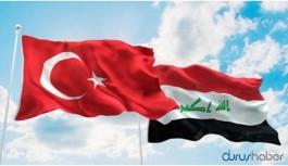 Irak'tan Türkiye'ye uyarı
