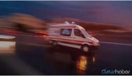 İşçilerin taşındığı midibüs kaza yaptı: 2 ölü, çok sayıda yaralı