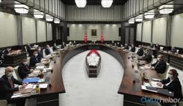 Kabineden kritik toplantı
