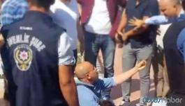 Kayyım protestosuna 'terör' soruşturması