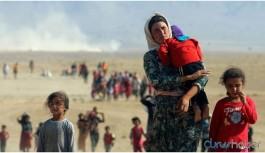 Köle olarak satılan Êzidî kadınlar Meclis gündeminde