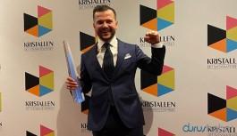 Kürt oyuncuya İsveç'te büyük ödül